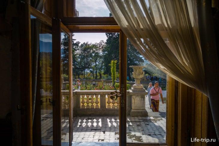 Массандровский дворец – цена билета, как добраться