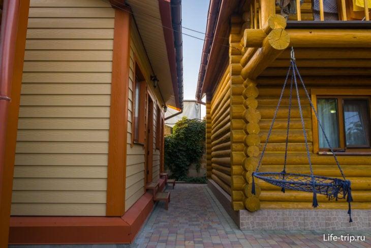 Perekrestok Motel в Севастополе – мой отзыв и фото