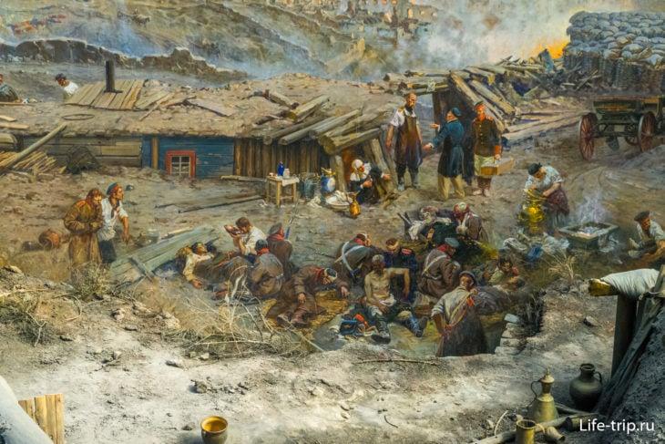 Музей-панорама оборона Севастополя - цена, время работы