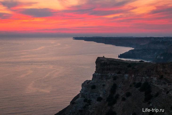 Мыс Фиолент в Крыму – фото, карта, как добраться