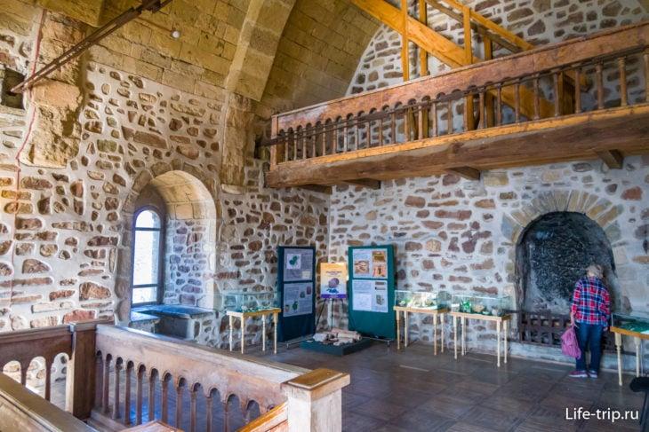Второй этаж Консульского замка