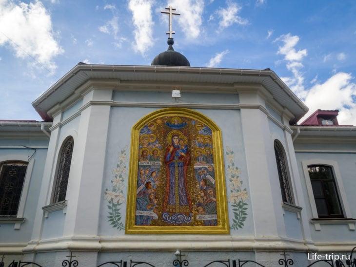Храм в честь иконы Божией Матери «Всех скорбящих Радосте»