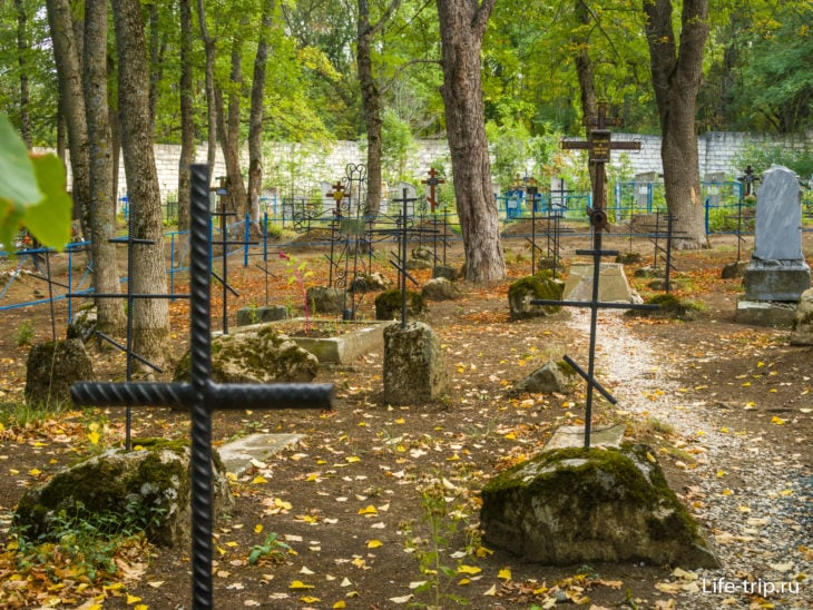 Топловский монастырь в Крыму - как доехать
