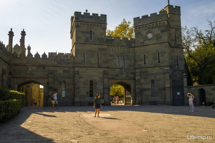 Воронцовский дворец и парк – цена, фото, как добраться
