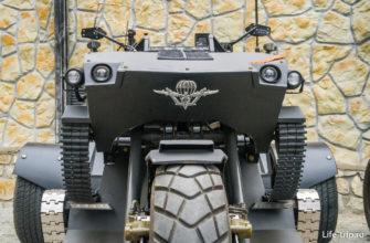 Трицикл БМД-2