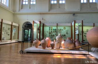 Зал византийской экспозиции