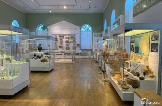 Зал античной экспозиции