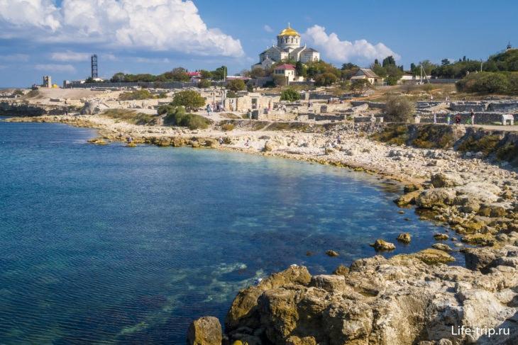 Херсонес Таврический в Крыму