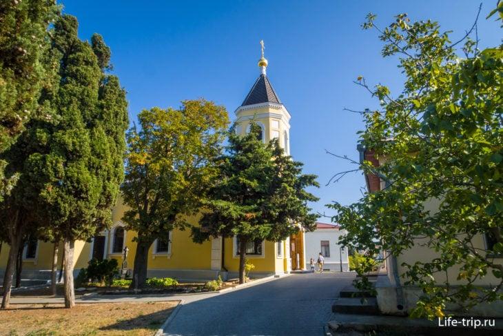 Церковь Семи Херсонских Священномучеников