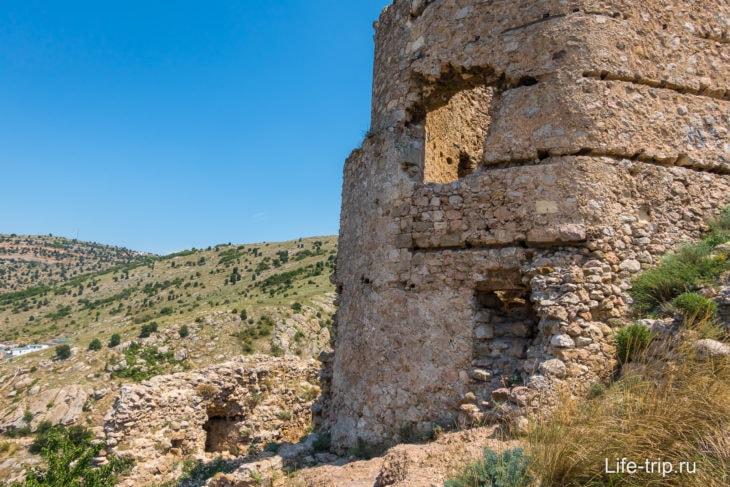 Крепость Чембало в Балаклаве - история и фото