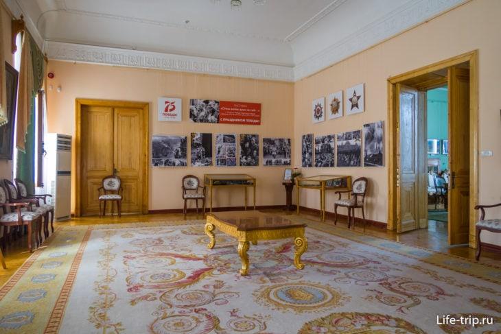 Ливадийский дворец в Крыму - как добраться, цена и фото