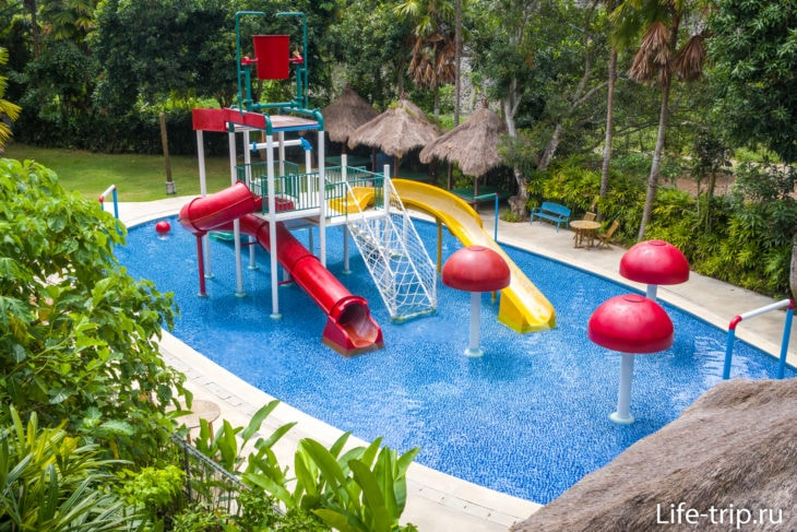 Детский аквапарк Jungle Splash