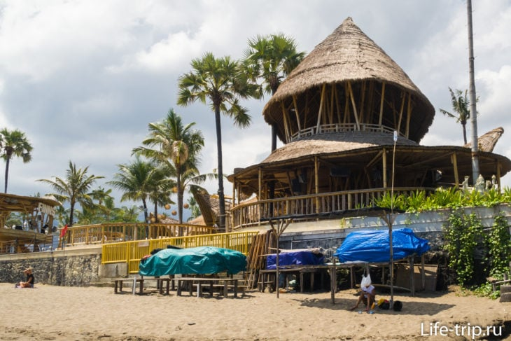 Ресторан Finns Beach Club