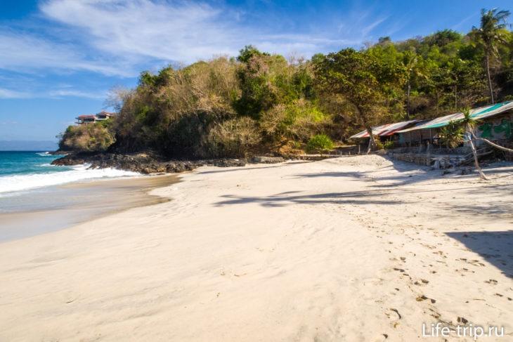 Секретный пляж на Бали (Secret Beach Bali)