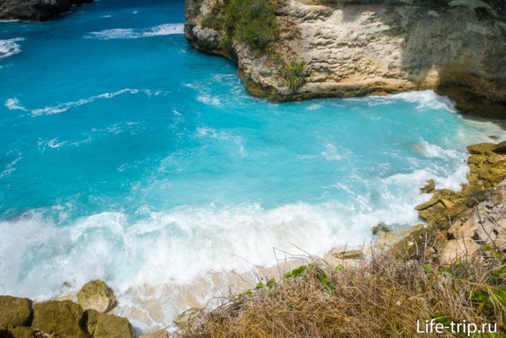 Blue Lagoon Nusa Ceningan - Голубая Лагуна на Ченингане