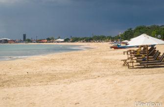Пляж Queen Beach Джимбаран