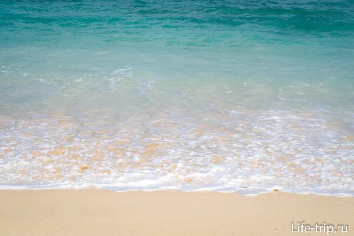 Пляж Карма (Karma Beach) - приватный пляж дорогого отеля