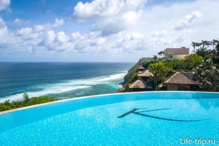 Пляж Карма Бич на Бали
