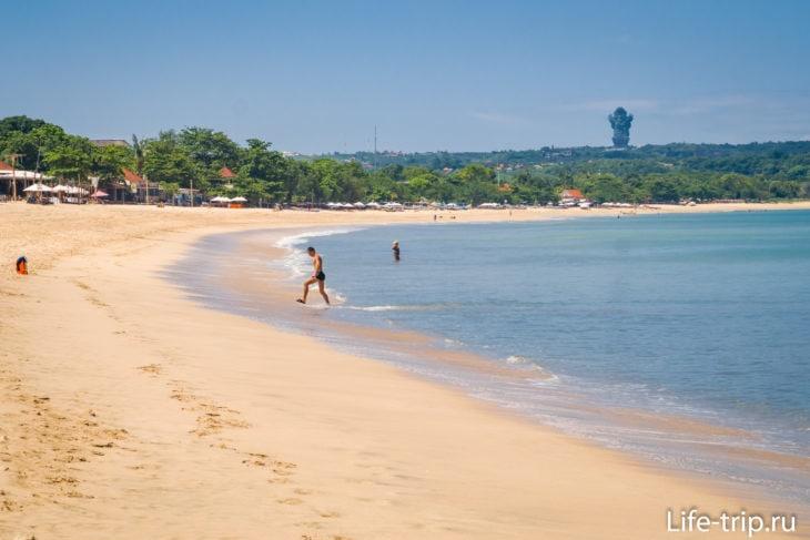 Пляж Кдонганан на Бали