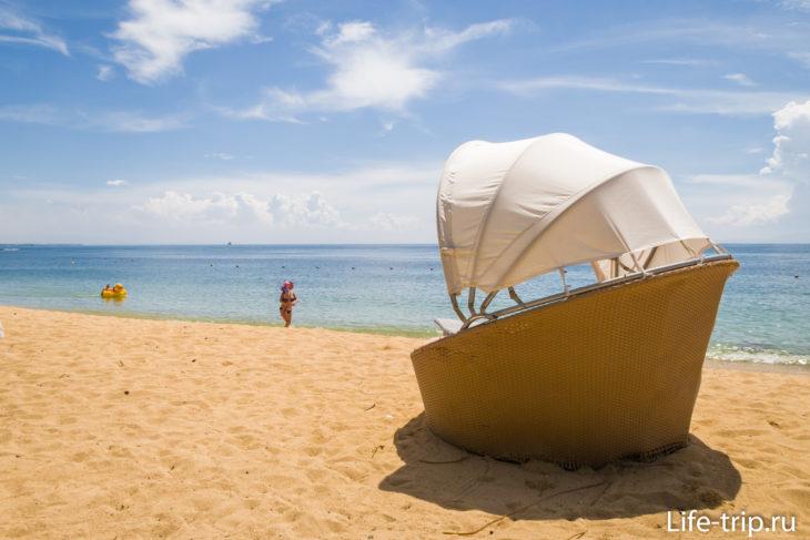Пляж Нуса Дуа на Бали