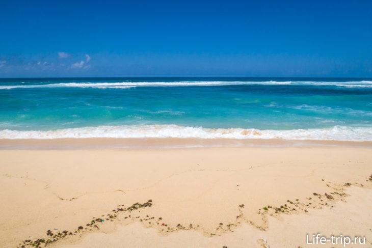 Пляж Ньянг-Ньянг (Nyang-Nuyang Beach) - потрясающее уединение