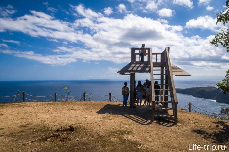 Paluang Cliff - селфи-спот по соседству с Клингкинг Бич