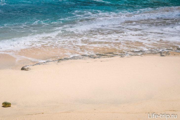 Пандан Бич (Pandan Beach Penida) - пляж интроверта на Пениде