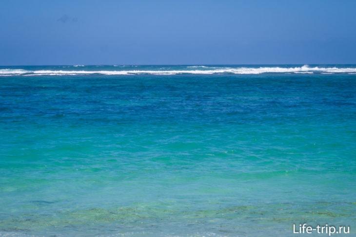 Пляж Пандава (Pandawa Beach) - у пяти братьев