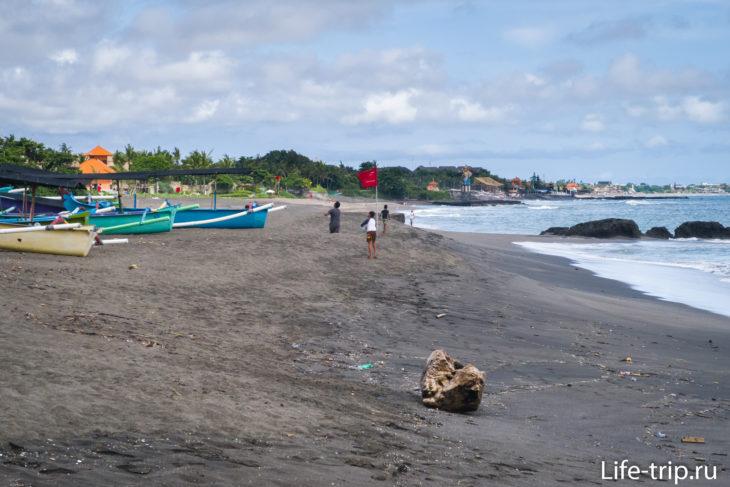 Пляж Сесех на Бали (Seseh Beach Bali) - тихий край на юго-западе