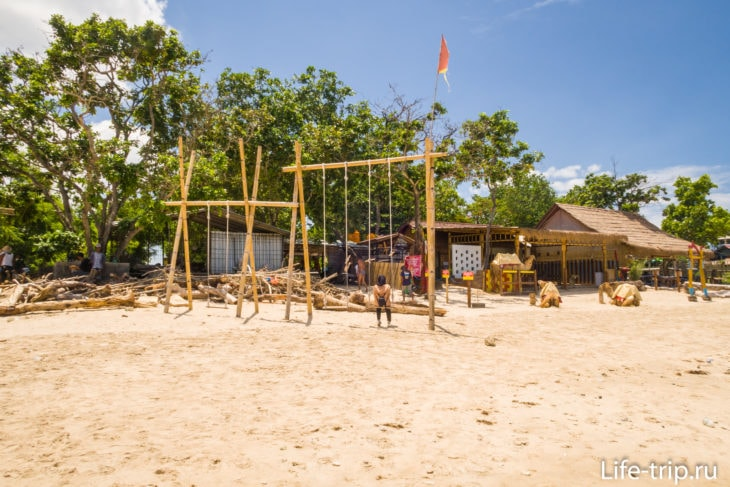 Пляж Келан (Kelan Beach) - почти баунти на Бали