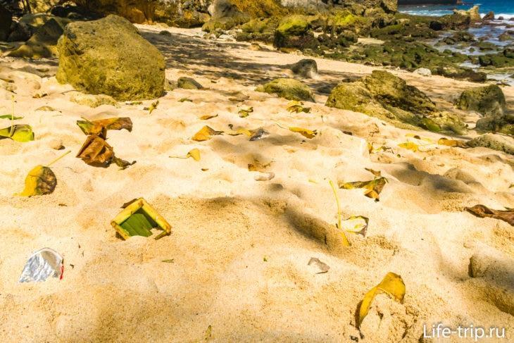 Tembeling Beach and Forest - затерянный мир Нуса Пениды