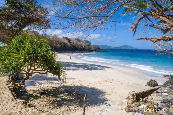 Пляж Биас Тугел, он же Сикрет Бич на Бали