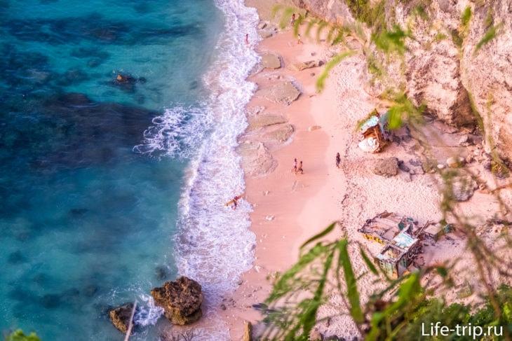 Пляж Сулубан на Бали