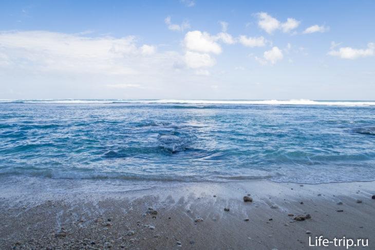 Пляжи Сулубан (Suluban Beach) и Блю Пойнт (Blue Point Beach)