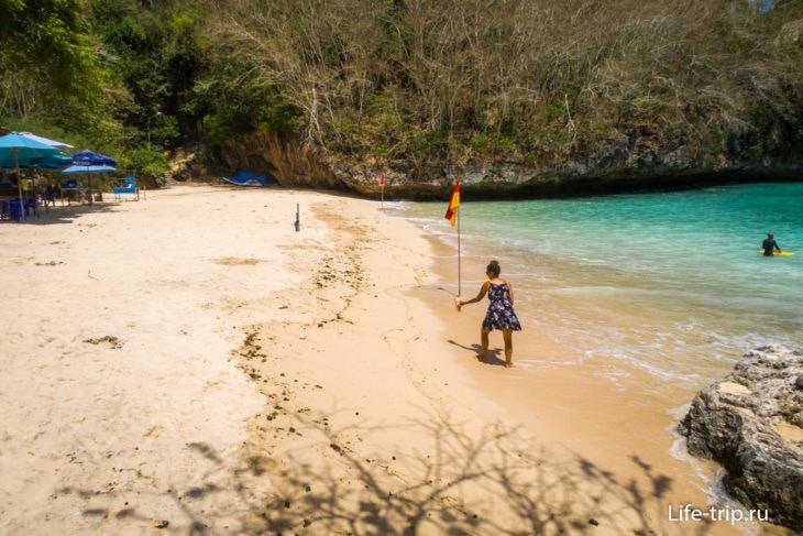 Пляж Паданг-Паданг (Padang-Padang Beach) - ешь, молись, люби