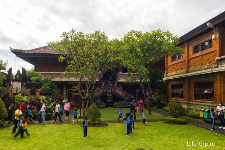 East Building of Bali Museum