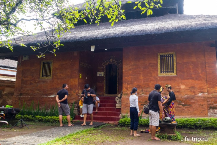 Tabanan Building
