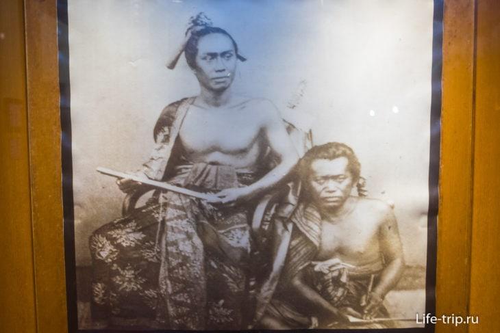 Bali Museum - самый старый музей на Бали