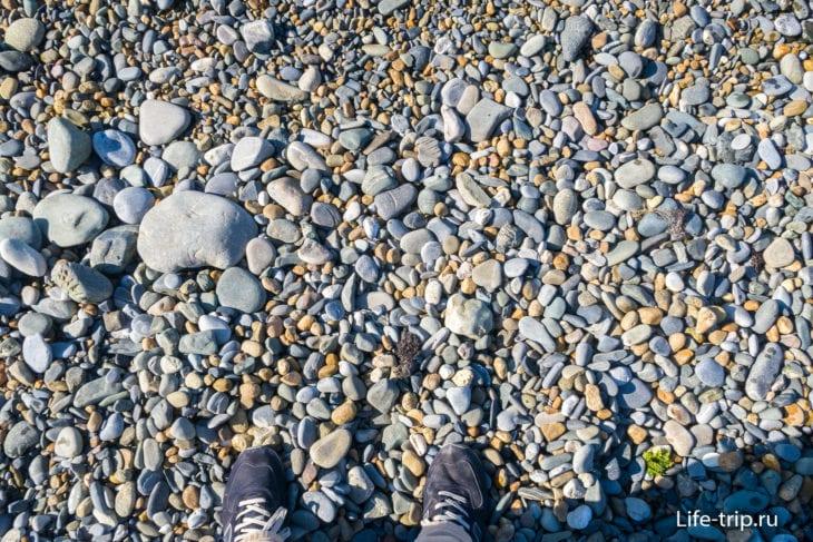 Пляж Маяк - классика Сочи