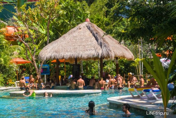 Аквапарк на Бали, Waterbom