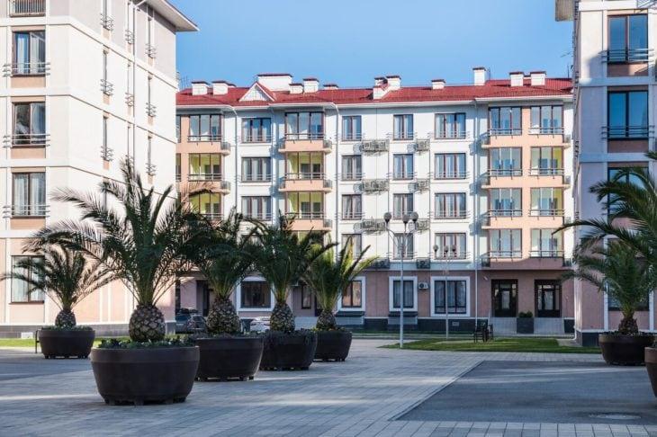 Отель Гамма Сириус в Сочи