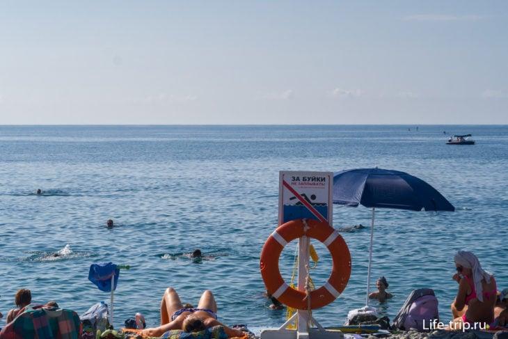 Бархатные Сезоны - пляж города-отеля