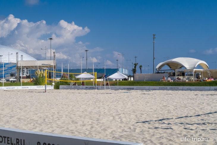 Имеретинский пляжный клуб