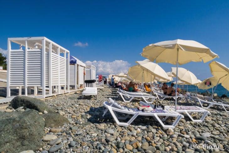 Омега Сириус - пляж на краю цивилизации