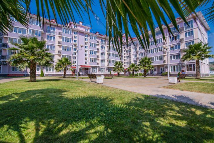 Отель Сигма Сириус в Сочи