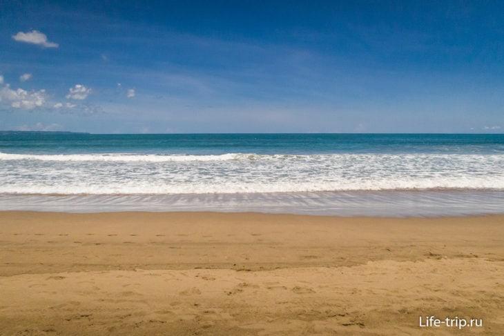 Семиньяк (Seminyak Beach) - пять разных пляжей в одном