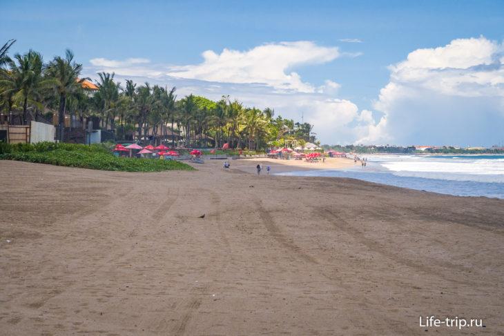 Petitenget Beach (Seminyak Bali)