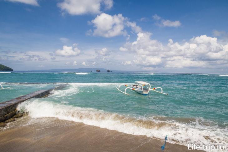 Пляж Чандидаса на Бали