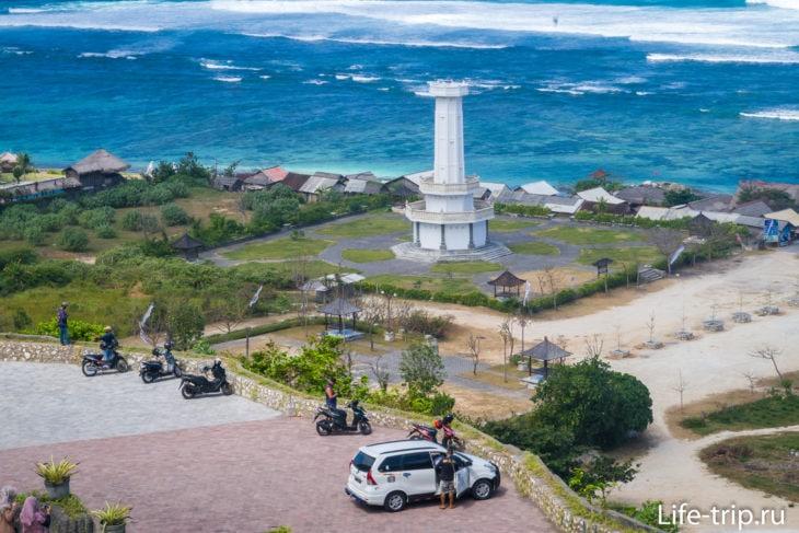Пляж Пандава на Бали
