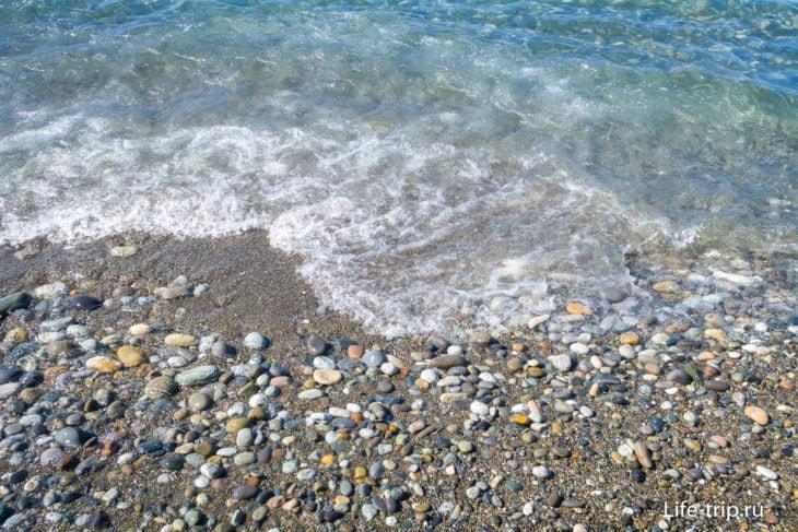 Пляж Альбатрос в Сочи - в целом, пойдёт